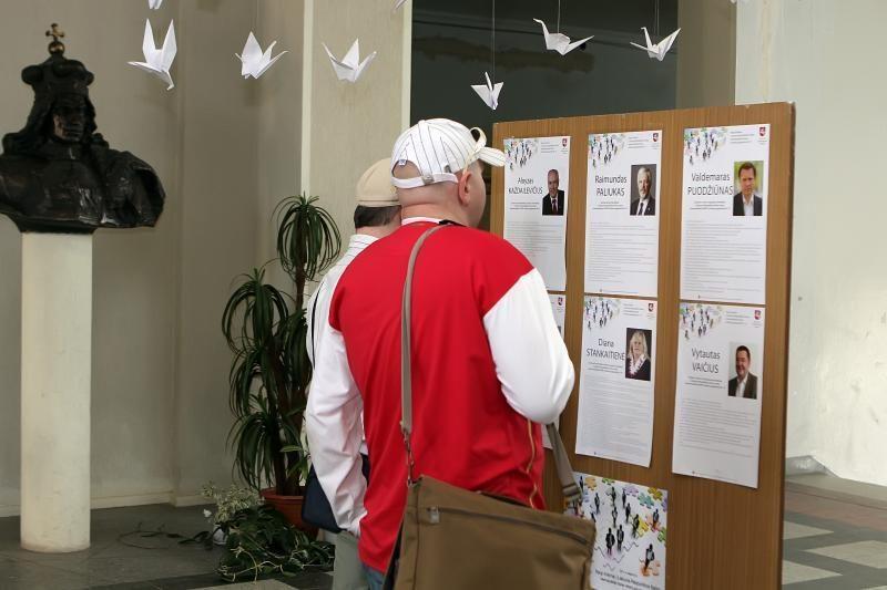 Pakartotiniai Seimo rinkimai Klaipėdoje – iššvaistyti pinigai