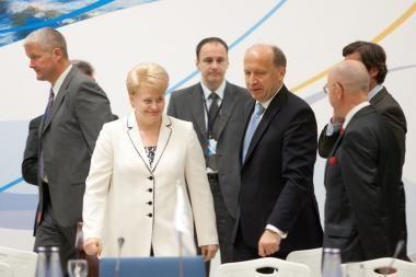Baltijos jūros regionas nori tapti konkurencingiausiu pasaulyje