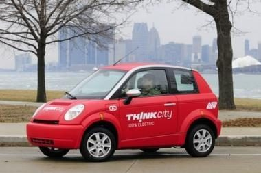 """Bendrovė """"Think"""" elektromobiliais keis pasaulį"""