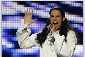 J.Milius į Eurovizijos finalą nepateko