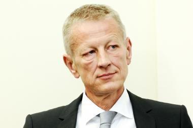 Prezidentės įtūžį sukėlęs aplinkos ministras lieka poste