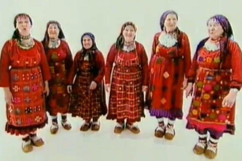 """Rusijai """"Eurovizijoje"""" atstovaus """"Buranovo bobutės"""""""