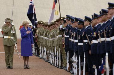 Australijos generalinio gubernatoriaus postą užėmė moteris