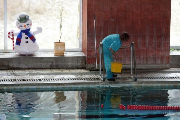 Lazdynų baseino remontas atsieis 100 tūkst. litų
