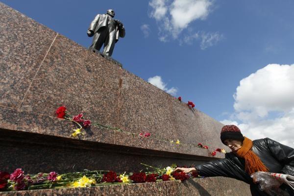 Rusijoje vis dar galioja V. Lenino dekretai