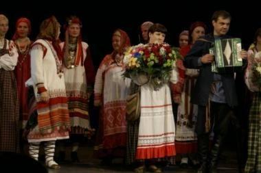 Muzikinės antropologijos labirintais – į slavų kultūrą