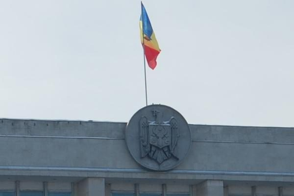 Moldovoje - pirmalaikiai parlamento rinkimai