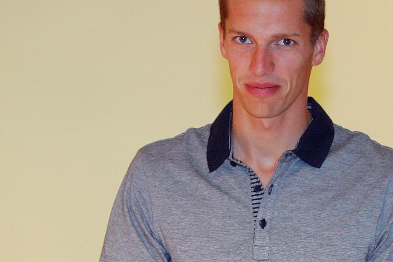 Šuolininkas į aukštį Raivydas Stanys iškovojo pergalę Estijoje