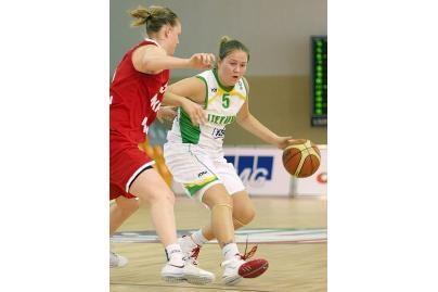 Krepšininkės – Europos pirmenybių pusfinalyje
