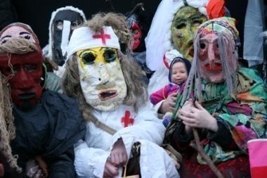 """""""SupaDevynios"""" Vilniuje įsups triukšmingą Užgavėnių karnavalą"""