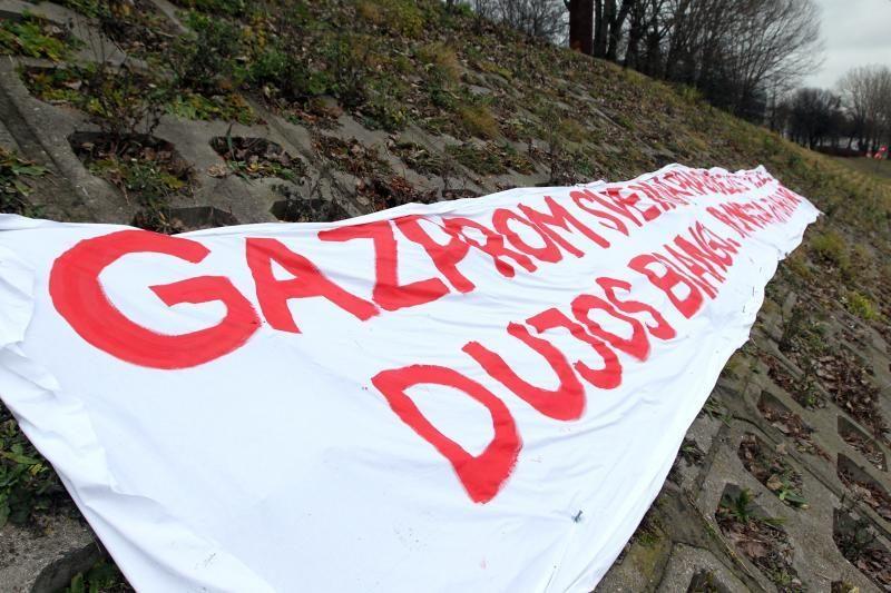 """Ar Lietuva pasiruošusi atsikratyti """"Gazprom"""" gniaužtų?"""