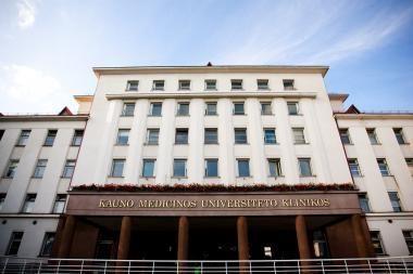 Kauno klinikos apskundė medikėms nepalankias auditorių išvadas