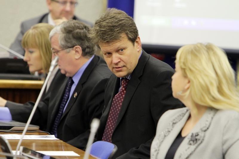 Į Generalinę prokuratūrą ėmė plaukti Klaipėdos politikų pareiškimai