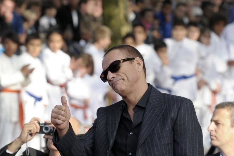 J.Claude'as Van Damme'as: apie kokainą, karatė ir baletą