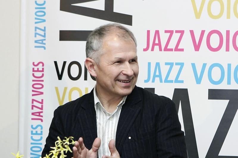 """Jazz Voices"" intriguoja vokalistų konkursu ir koncertais"