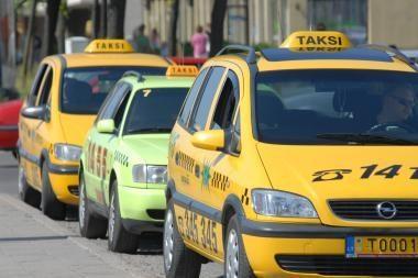 Alytiškis praskėlė taksistui galvą
