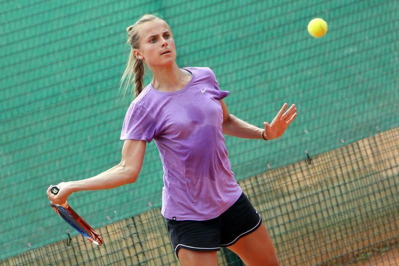 L.Stančiūtė WTA reitinge pakilo per tris pozicijas