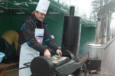 Palangos stinta 2011: kurortas ruošiasi šventei (programa)