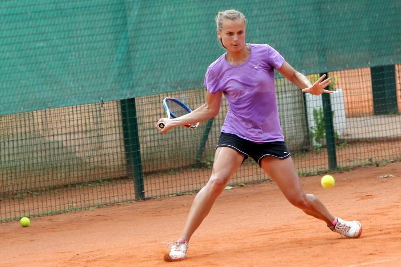 Lietuvos tenisininkių reitingo taškų kraitis - kuklus
