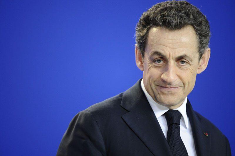Protestuotojai apmėtė kiaušiniais Prancūzijos prezidentą N.Sarkozy