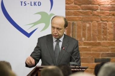 A.Kubilius ragina kurti strategijas, V.Landsbergis – spręsti nūdienos problemas (papildyta)