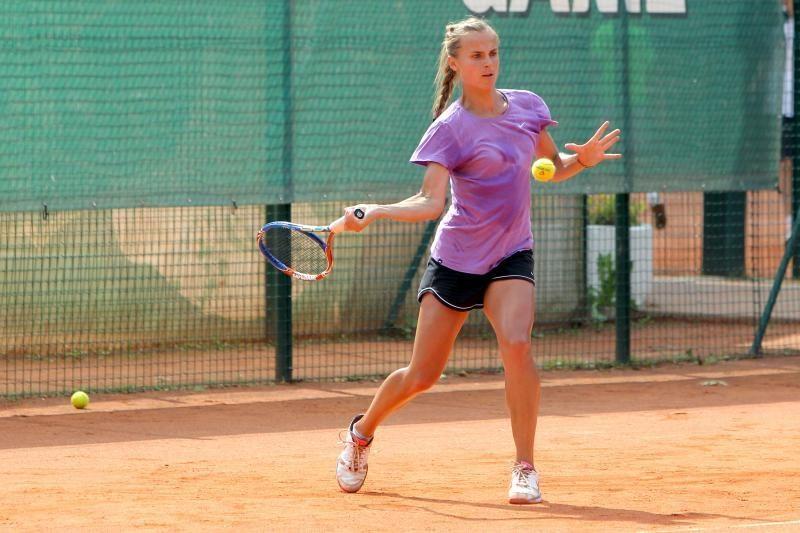 L.Stančiūtė suklupo ITF turnyre Helsinkyje
