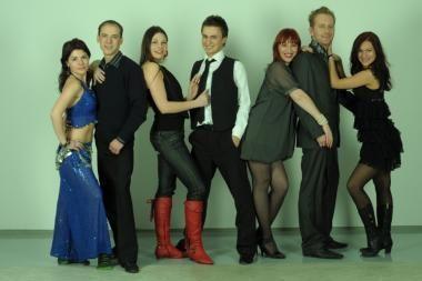 """Vadimas Šuško: """"laikas šokti kitaip!"""""""
