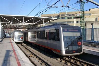 Vilniečiams pristatomas metro maketas