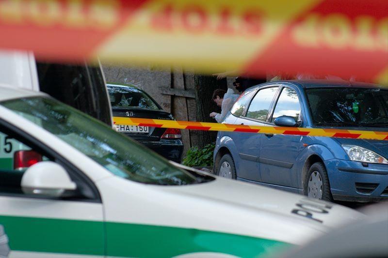 Teismas sprendžia, ar paleisti įtariamąjį advokato nužudymo organizavimu