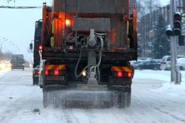 Iki pietų Vilniaus gatvėse - 66 eismo įvykiai