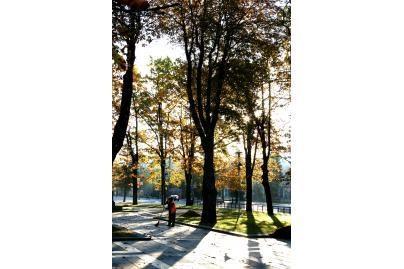 Ramybės parkui - naujas veidas