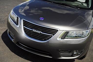 """""""Saab 9-5"""" gavo aukščiausią """"Euro NCAP"""" įvertinimą"""
