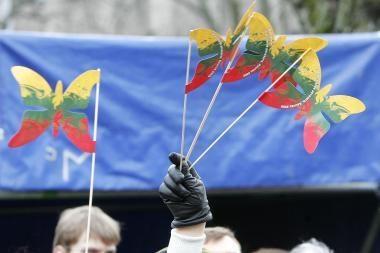Daugėja pritariančiųjų Lietuvos dalyvavimui pasaulinėse parodose
