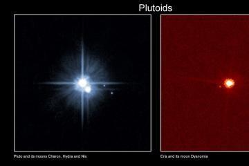Plutonas pakrikštytas plutoidu