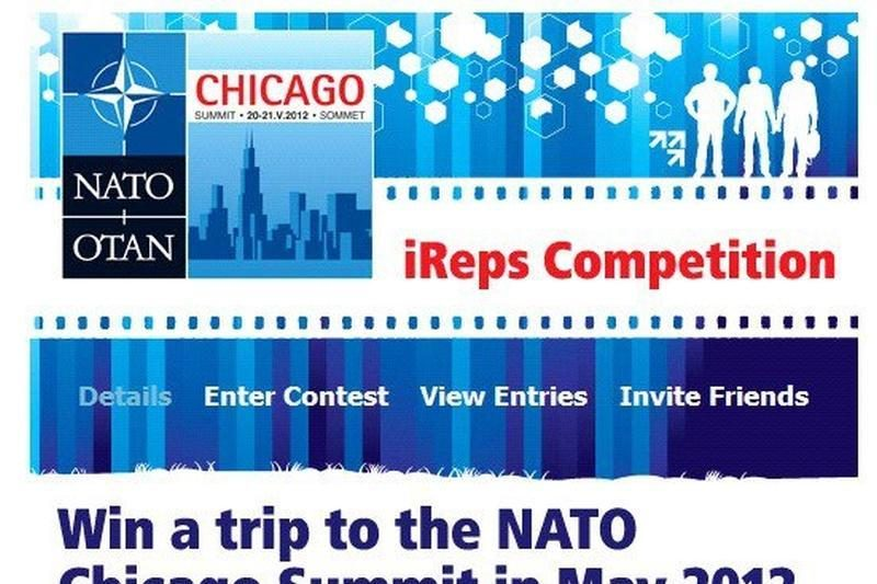 Konkurse - galimybė laimėti kelionę į NATO viršūnių susitikimą