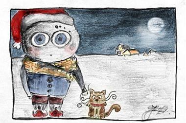 """Moksleiviai varžysis konkurse """"Kompiuterinė Kalėdų pasaka"""""""