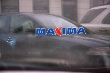 """""""Maxima"""" uždarė parduotuves Vilniuje ir Klaipėdoje"""