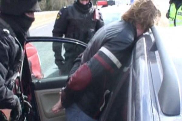 Policija: Klaipėdos apskrities mašinvagiams skelbiamas karas