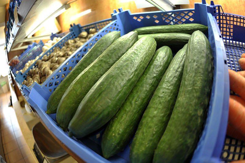 Ispanijos ūkininkai nemokamai dalino vaisius ir daržoves