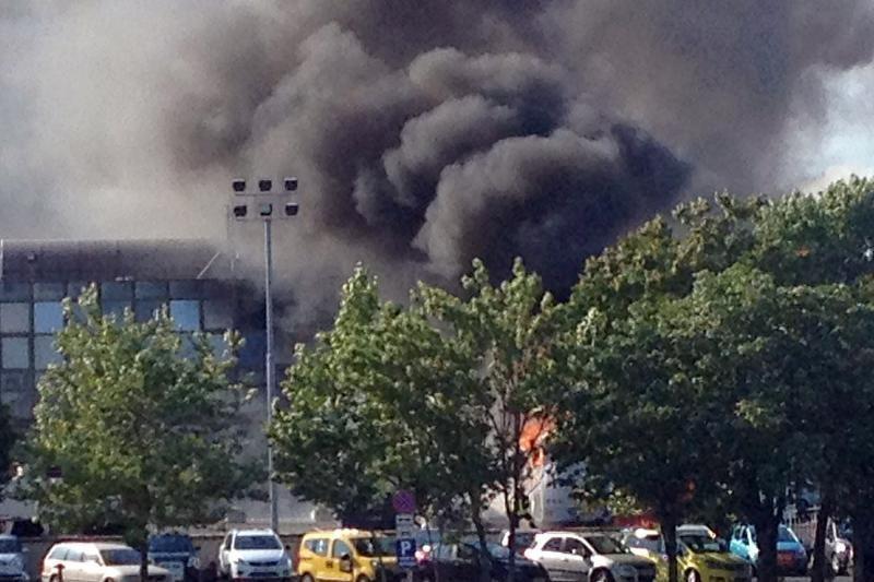 Bulgarijoje sprogo Izraelio turistus vežęs autobusas, yra žuvusiųjų