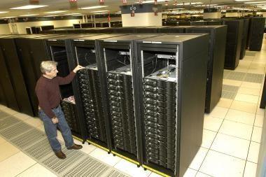 NASA turės naują superkompiuterį