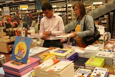 Knygos pasirinkimą dažnai nulemia draugų atsiliepimai