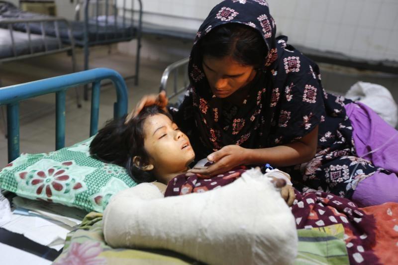 Bangladeše po kruvino smurto protrūkio uždaryta proislamiška TV