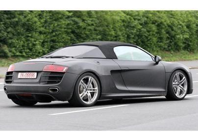 """""""Audi R8"""