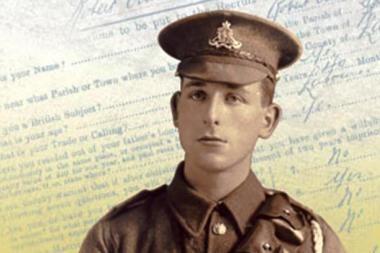 Internete – Pirmajame pasauliniame kare dalyvavusių karių asmeniniai duomenys ir atsiminimai