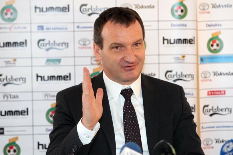 Cs.Laszlo: visi norės įveikti Baltijos taurės savininkus