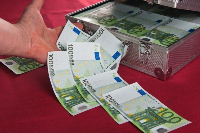 Čekijos lyderiai nori referendumo dėl euro įvedimo