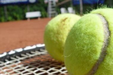 Gvidas Sabeckis - ITF teniso turnyro Ruandoje pusfinalyje
