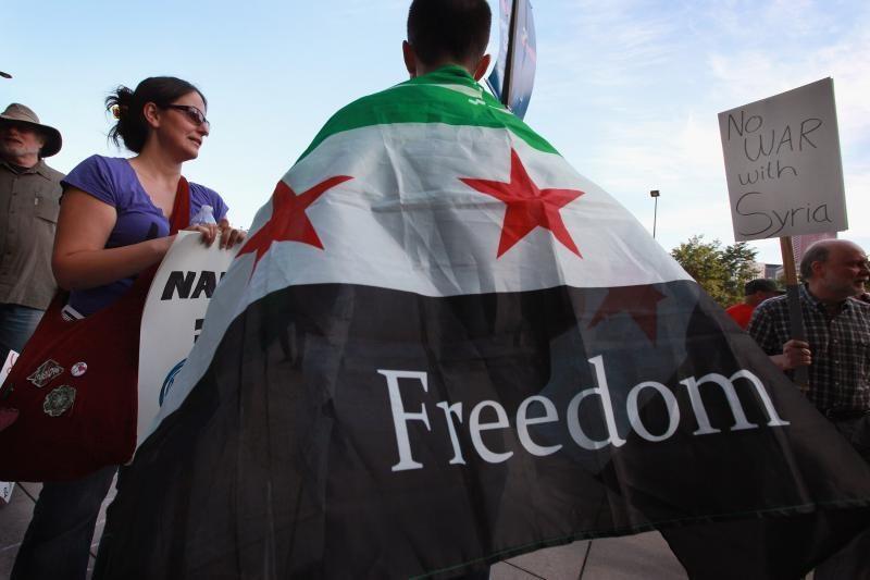 """Kinija remia Rusijos, boikotuojančios """"Sirijos draugų"""" susitikimą"""