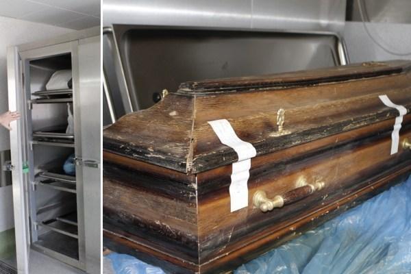 "Egipte ""velionis"" atgijo per laidotuves"